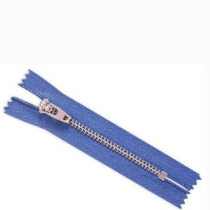 China Wholesale Eco-Friendly Open-End Metal Zipper pictures & photos
