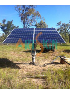 Solar Water Pumping System-Single Axis pictures & photos