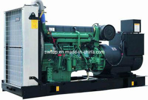 Ce Certificate 2018 New Design Made in China 10% Discount Good Service Factory Direct Supply 700kVA Volvo Engine Brushless Electric Generator pictures & photos