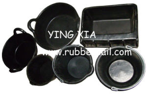 Kinds of Rubber Tubs, Rubber Buxkets, Feeders, Tools (5622)