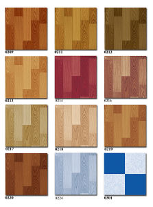 plastic flooring look like wood pictures & photos