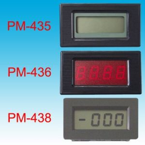 China Panel Meter Pm438 China Panel Meter Meter