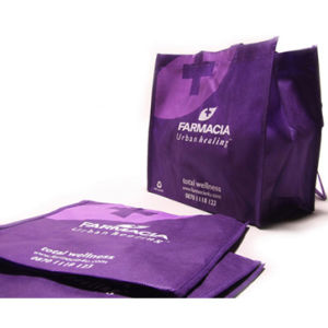Customized Printing Non Woven Gift Bags pictures & photos