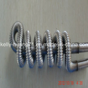 Stainless Steel Flexible Metal Hose for Heat Exchanger (DN12) pictures & photos