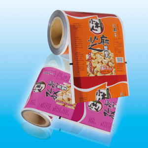 Dry Snack Packaging Film for Food pictures & photos