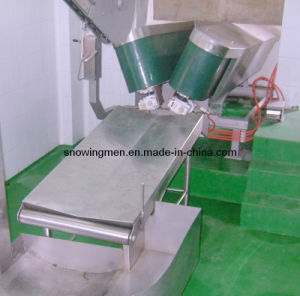 Sheep/Goat Slaughtering Equipment: V-Type Conveyor Machine