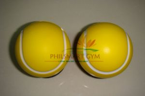 Tennis Foam Squeezable Stress Ball pictures & photos