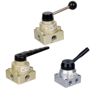 HV(K) Series Hand-Switching Valve (HV400-02B)