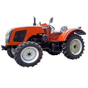 ISO CCC Approved 4WD 55HP Farm Tractor with Front Ender