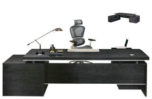 Modern Black Executive Desk Office Furniture pictures & photos