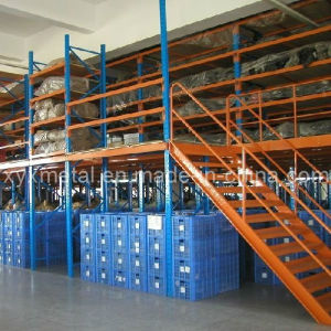 Manufacturing High Quality Mezzanine Structures Rack pictures & photos
