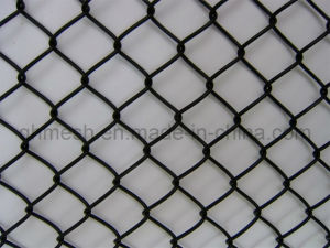 PVC Coated Chain Link Fence/Manufacturer/Short Lead Time