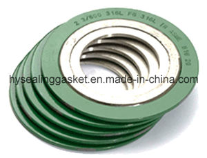 Spiral Wound Gasket with Outer Inner Ring pictures & photos