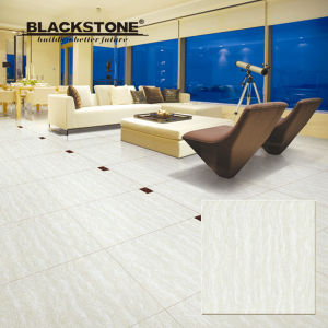 600X600mm White Color Time Stone Series Polished Porcelain Tile (JT6060) pictures & photos