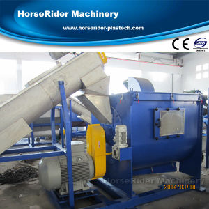 800kg/H PE Film Recycling Washing Line pictures & photos