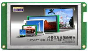 "800X480 5.0"" TFT LCD Display 16: 9 High Brightness LCD Module (LMT050DNCFWU-NNA) with Touch pictures & photos"
