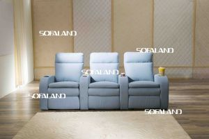Home Theater Fabric Sofa 796#