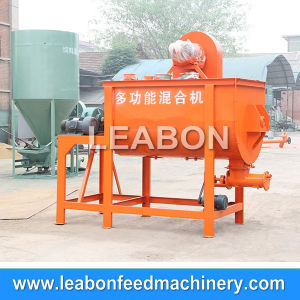 4t/H Horizontal Small Animal Feed Mixer pictures & photos