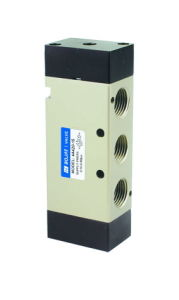 5 Ports Double Pneumatic Solenoid Valve