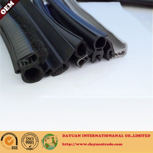 Automotive Door Rubber Seal Strip with Ts16949