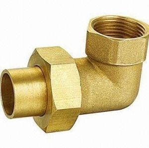 Lead Free Copper Pipe Fitting pictures & photos