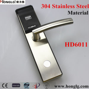 RFID Keyless Card Electronic Lock pictures & photos