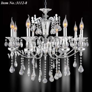 Crystal Pendant/ 8-Light Pendant (HP3112-8)