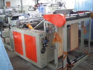 Computer Heating-Sealing & Heat-Cutting Bag-Making Machine (Double Photocell) pictures & photos