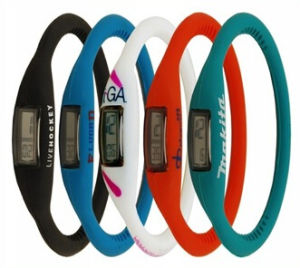 New Waterproof Silicone Candy Color Watch