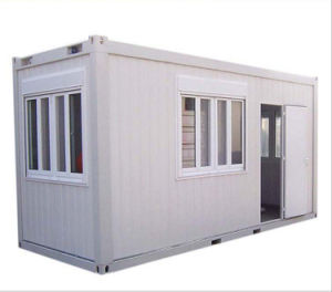 The Latest Design Luxury 20FT Prefab Container Homes pictures & photos