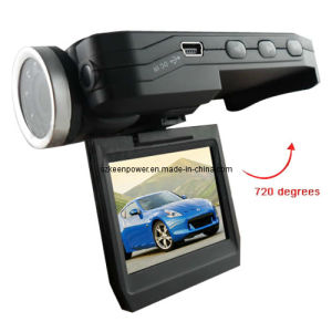 HD 1080P Portable LCD Car Camcorder Digital Video Camera Recorder DVR with 180 D pictures & photos