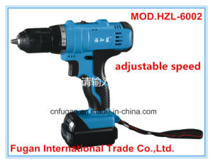 12V Cordless Electric Hand Drill Power Tool (HZL-6002)