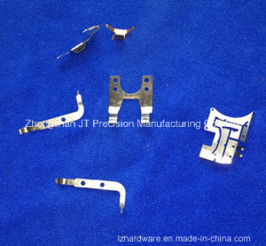 Precision Stamping for Electrical Accessories (LZ066)