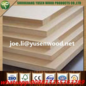 2.5-25mm Free Formaldehyde Emission Raw MDF pictures & photos