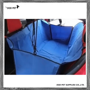 Pet Seat Cover Safety Waterproof Royal Blue Dog Car Seat pictures & photos