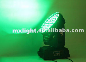 Zoom 56X10W LED Moving Head Wash Light pictures & photos