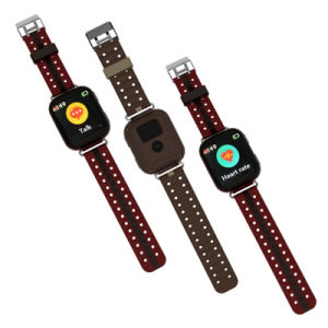 Popular Adult 1.54′′tft Colorful Screen Mini GPS Tracker with Sos Button pictures & photos