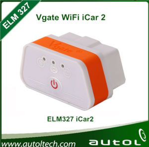 6 Colors Available! Vgate Icar 2 Bluetooth OBD Elm327 Code Reader Tool pictures & photos