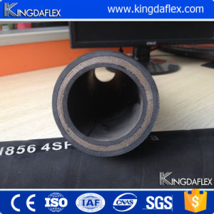 Hydraulic Hose High Pressure Rubber Hose 4sh/4sp DIN20023 Standard Hose pictures & photos