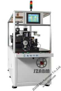 Two-Station Automatic Balancing Correction Machine Single Cutter