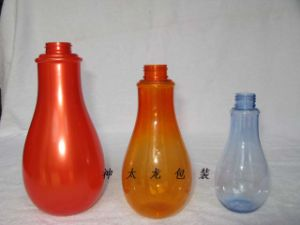 New Design Empty Plastic Bottles for Packing (SL-724)