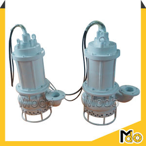 High Power Centrifugal Submersible Mud Sludge Slurry Ash Pump pictures & photos
