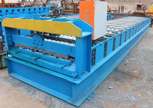 PPGI Roof Steel Sheet Roll Forming Machine