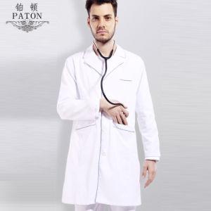 Wholesale Design Cotton Medical Wear White Lab Coat