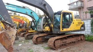 Used Volvo 210blc Excavator for Sale pictures & photos