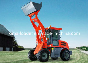 Zl12f Loader with Euro 3 Engine EPA Snow Blade (CE)