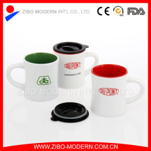 2-Tone Color Coffee Mug with Design Imprint pictures & photos
