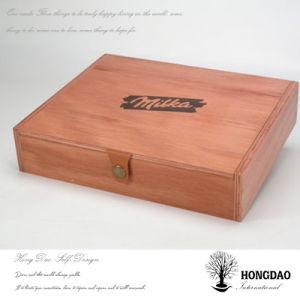 Wooden Weight Box