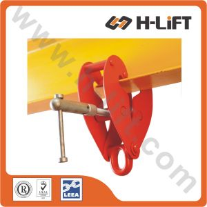 Lifting Beam Clamp with Ring (BCR)