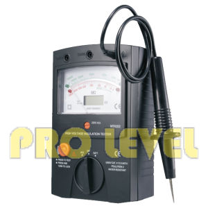 High Voltage Professional Analog Insulation Tester pictures & photos